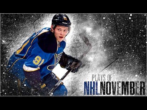 NHL Plays of November 2014 [HD]