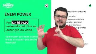 AO VIVO | EXISTE VIDA APÓS A NOTA DO ENEM | DESCOMPLICA thumbnail