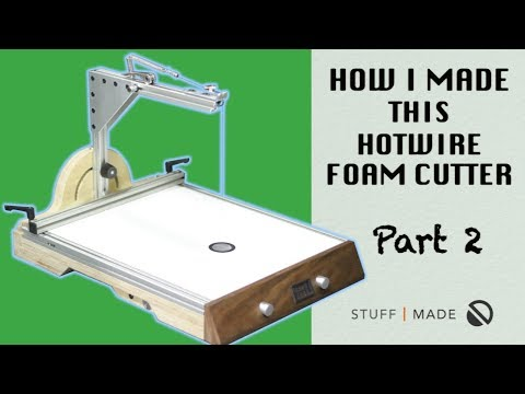 How To Make A Hot Wire Cutter For Foam Or Polystyrene