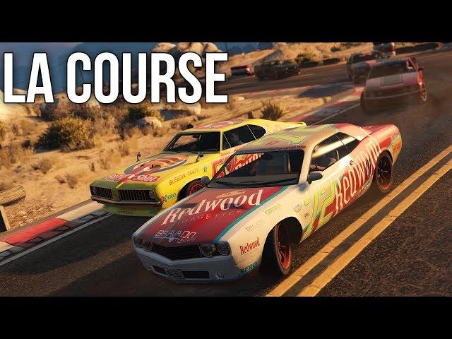 La Course - Police sur FailyV - GTA V RP
