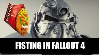 Fisting in Fallout 4