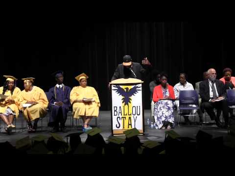 Ballou Stay Graduation 2015
