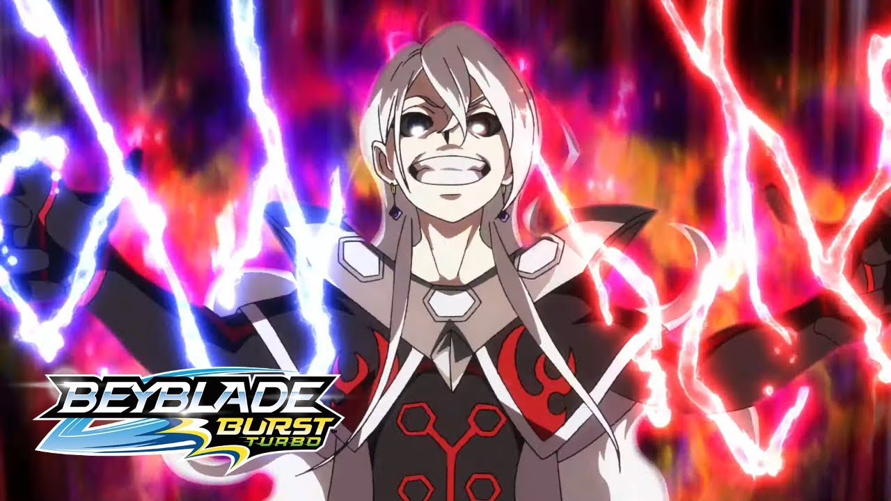 Episode 50 - Aigers Turbo Resonanz! - Beyblade Burst Turbo