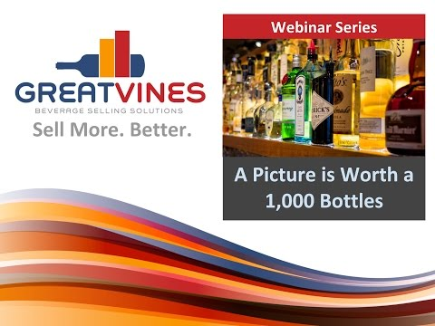 Webinar - A Picture is Worth a Thousand Bottles