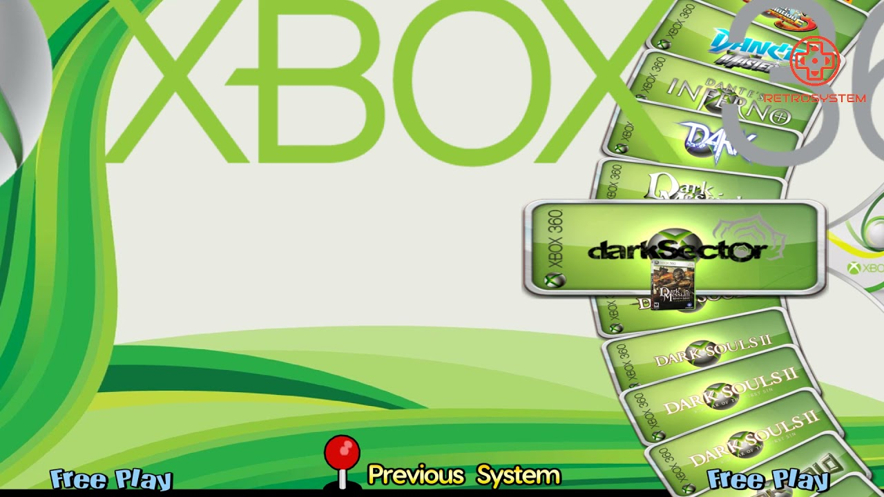 full 1500 XBOX 360 titles added 24TB Hyperspin and XBOX360 Hyperspin Standalone version
