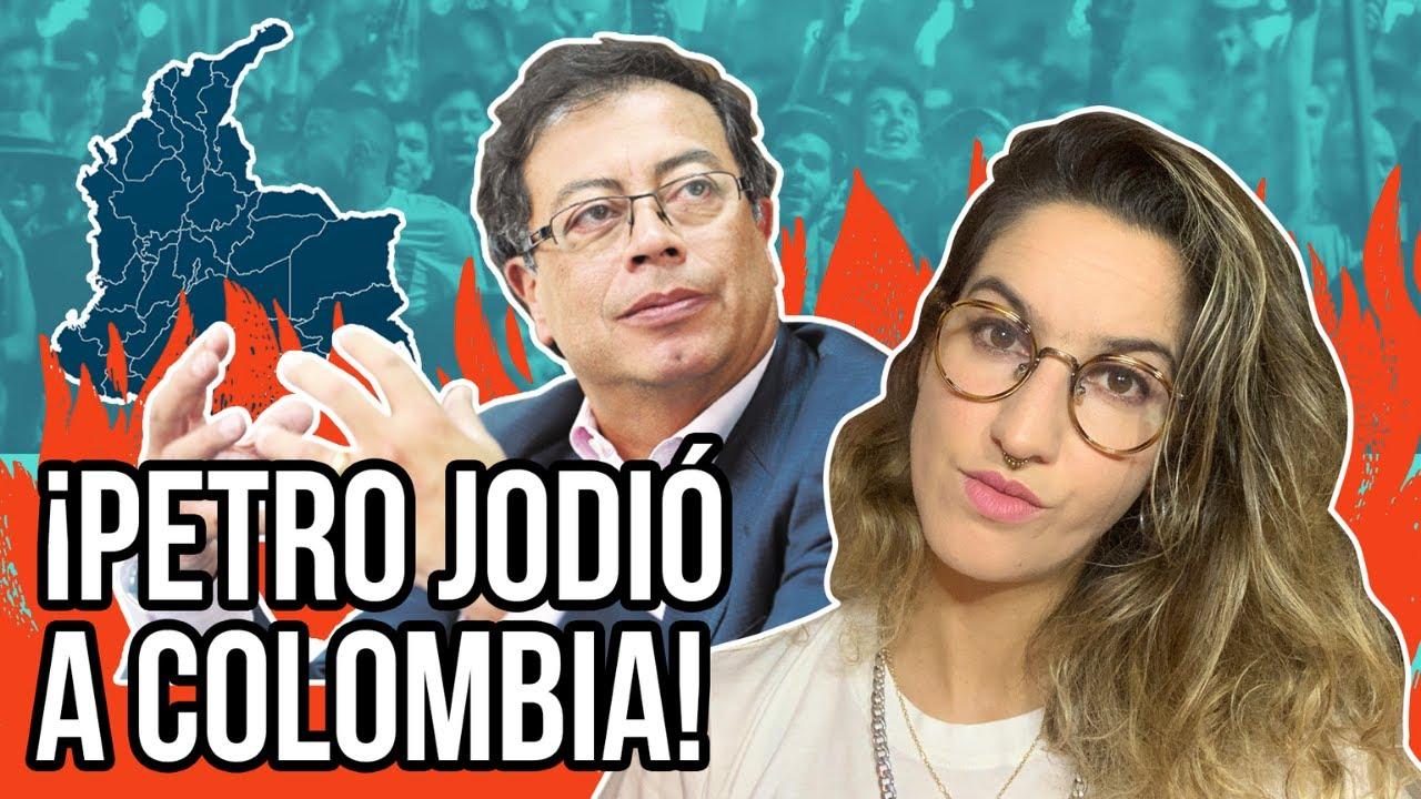 ¿Petro es la desgracia de Colombia? | La Pulla |