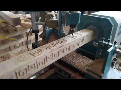 Multi wood lathe,Beautiful plane carving