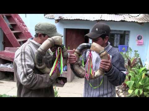 Diputado Fiesta Patronal San Luis_Huancapi_Ayacucho_Peru Part 1
