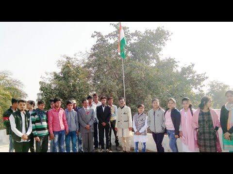 Happy Republic Day from Dr. Umashankar vinod music and art college chhatarpur m.p.