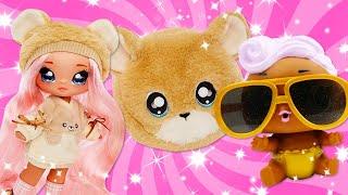 Видео с куклами ЛОЛ – Онлайн распаковка LOL surprise! – Лучшие игры одевалки для детей.