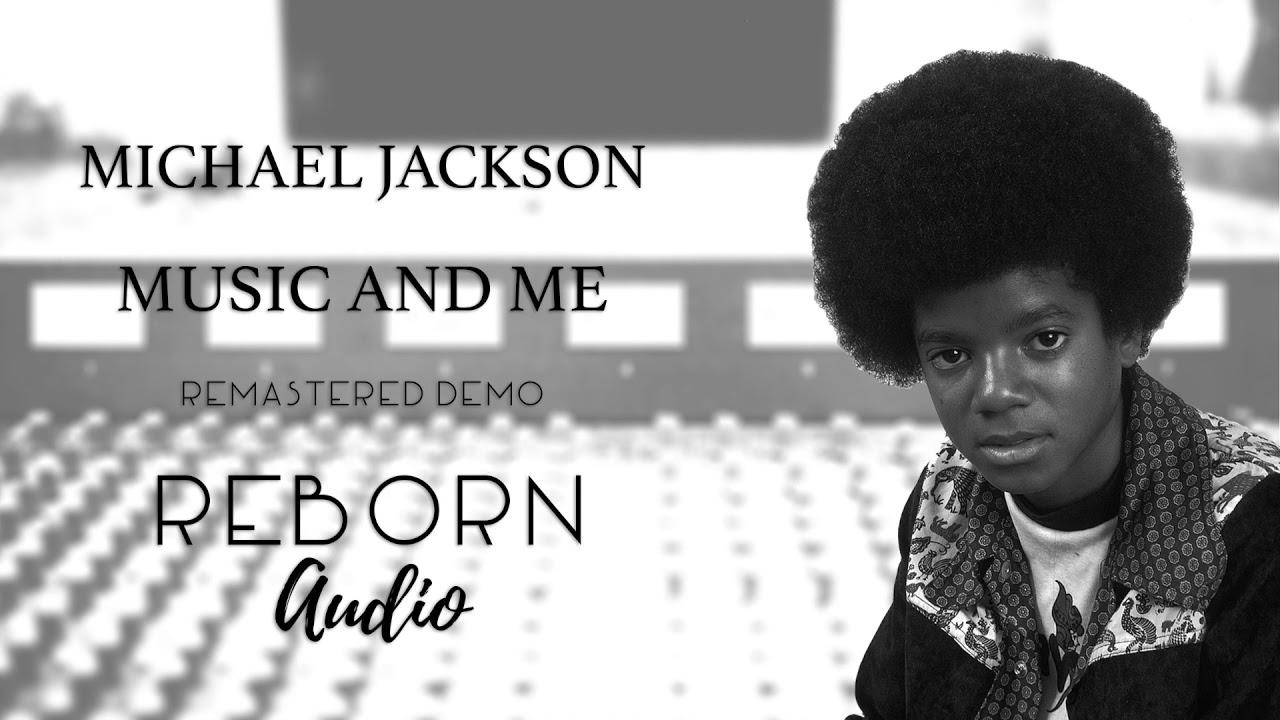 Michael Jackson Music And Me Remastered Demo Youtube