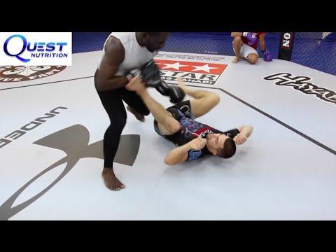 MMA Vs BJJ - Ground And Pound Experiment - Feat. 2 EBI Champions Garry Tonon And Gordon Ryan