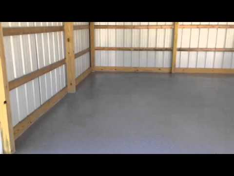 Rustoleum garage floor epoxy