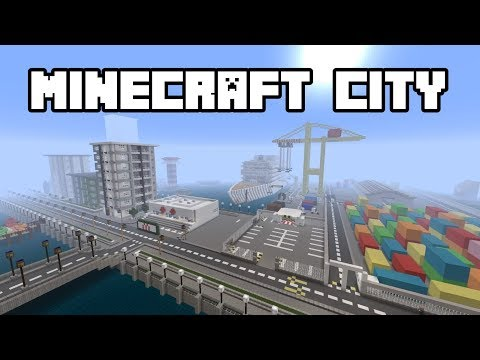Download Building a Minecraft City w/ Subs | Building the Titanic! | Part 43 | PS4
