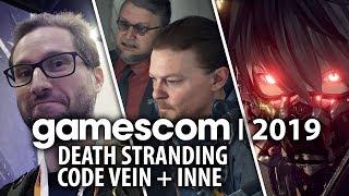Death Stranding, Code Vein i reszta wrażeń z Gamescom 2019