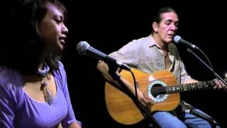 Taku kimi anga ra - Vaiana & Guy Laurens ( acoustic cover )