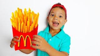 Егорка и МакДональдс