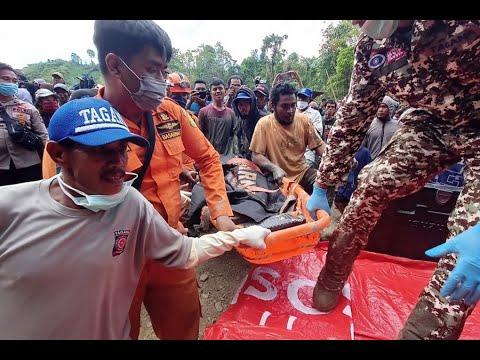 6 قتلى بانهيار منجم في إندونيسيا  - نشر قبل 5 ساعة