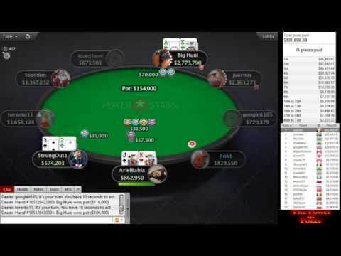Super Tuesday 24 January 2017 Final Table Replay PokerStars