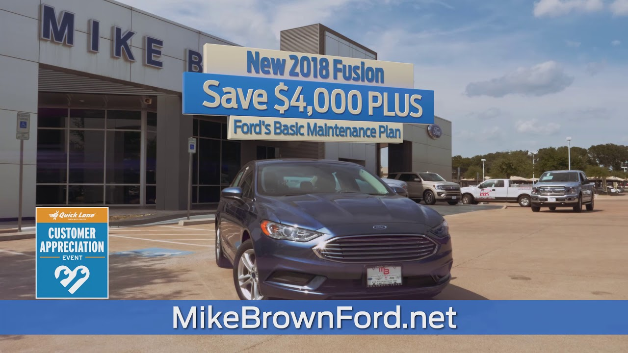 mike brown ford in granbury 2018 summer sale has started youtube. Black Bedroom Furniture Sets. Home Design Ideas