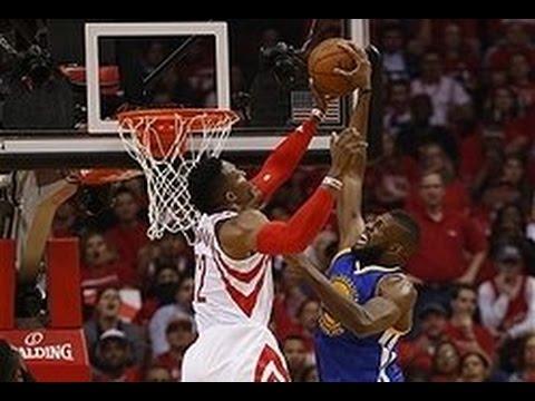 Top 5 NBA Plays: April 21st