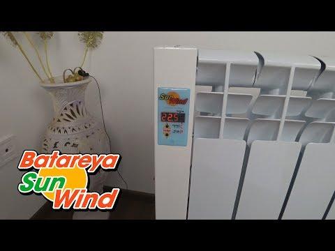 Обзор функций электро батареи SunWind 10