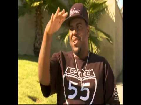 Rapper hit by Ice Cream Truck Tosh.O Web Redemption