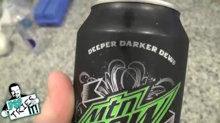 DSP Tries It Ep.125 - Mountain Dew Black Label