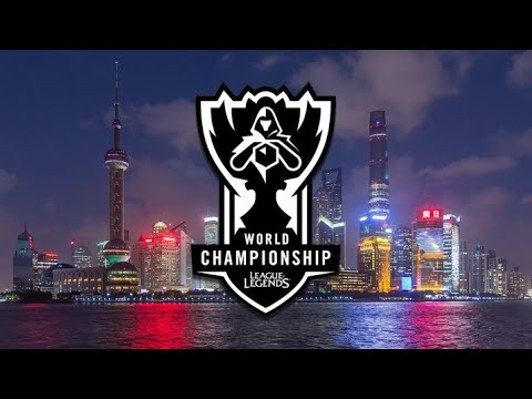 LoL Worlds 2020 - FINALS - OPENING CEREMONY [HD]