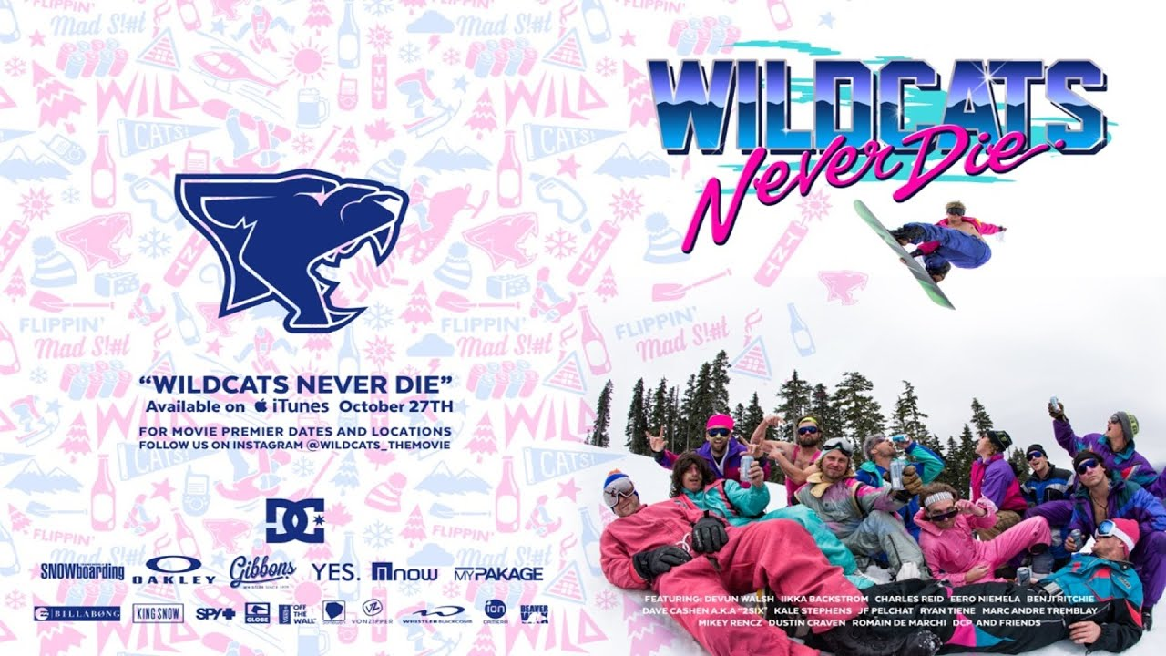 Wildcats Never Die Trailer 2016 | TransWorld SNOWboarding