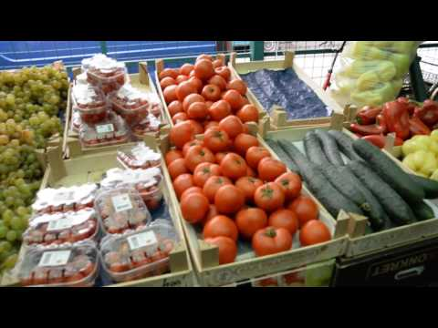 Subotica Market places -Part 3 -MLECNA PIJACA -Dairy Market