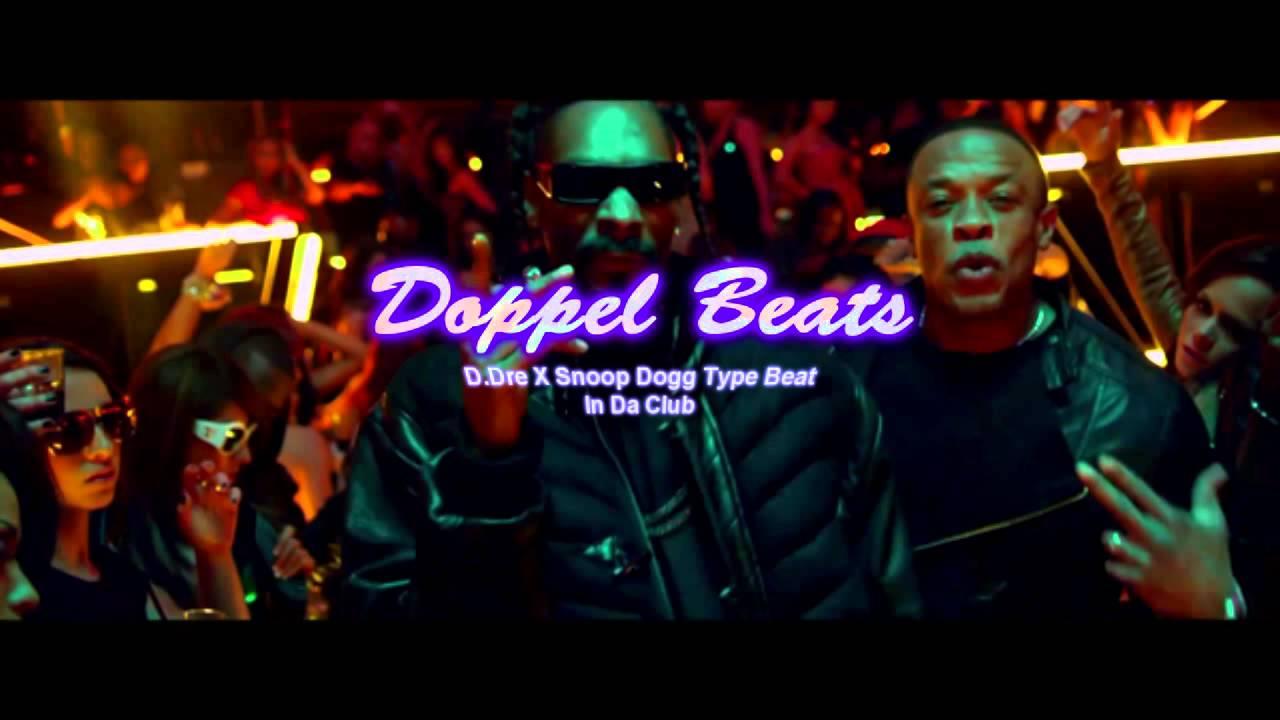 Dr. Dre X Snoop Dogg Type Instrumental - In Da Club ( Prod ...