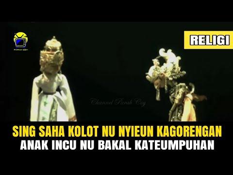 Sing Panggih Jeung Jati Diri - Wayang Golek Asep Sunandar Sunarya