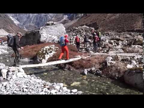 Trekking Mera Peak 2014