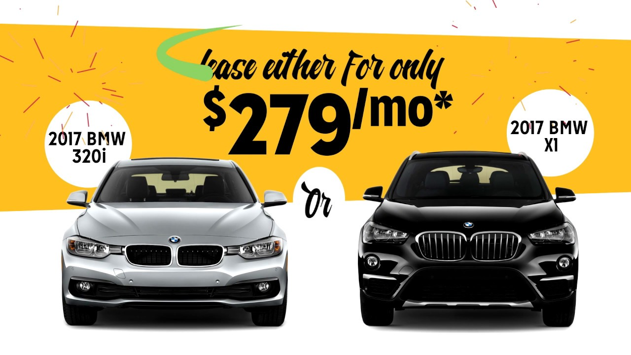 Chapman BMWs Would Your Rather Lease A BMW X Or BMW I For - Bmw x1 invoice price