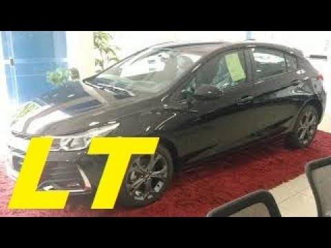 Detalhes Novo Chevrolet Cruze 2020 Sport6 Hatch LT Preto Ouro Negro E Consumo