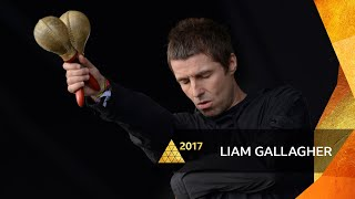 Liam Gallagher - D'You Know What I Mean? (Glastonbury 2017)