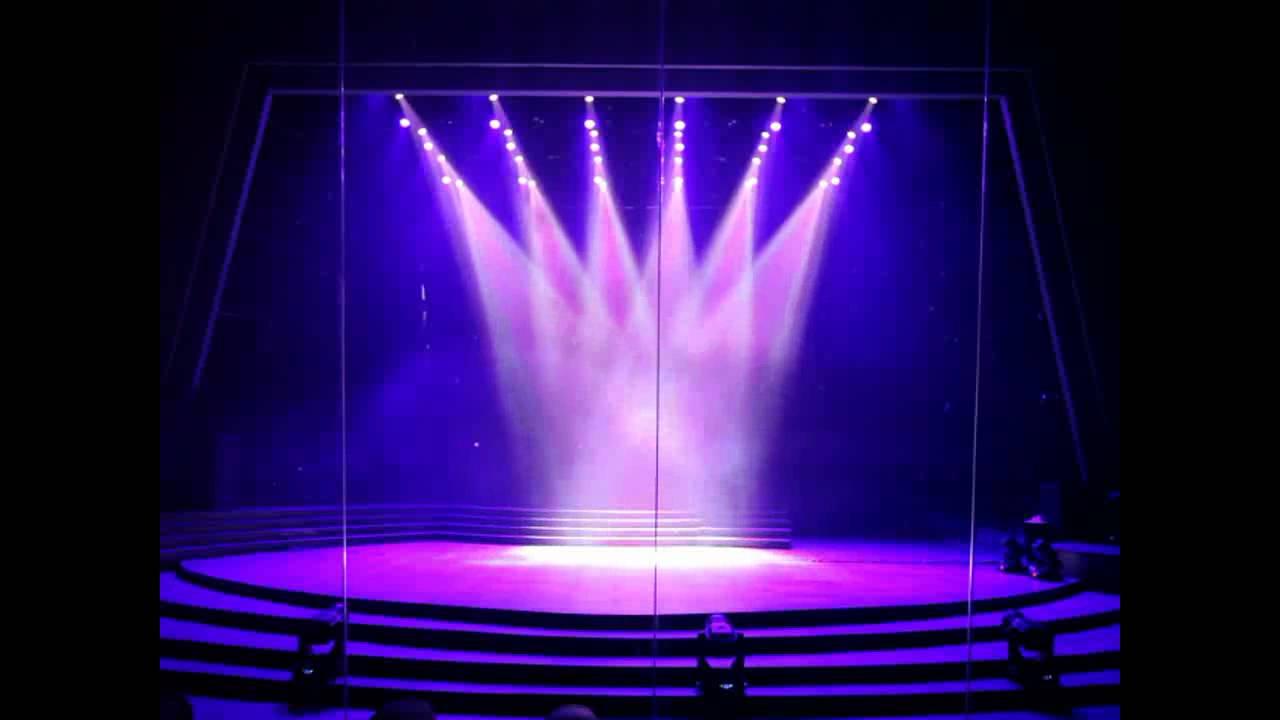 Exhibition Display Lighting : Lighting show renewed compress wmv youtube