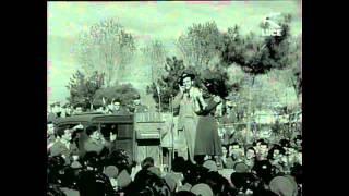 teddy reno tra i bersaglieri  trieste 1954