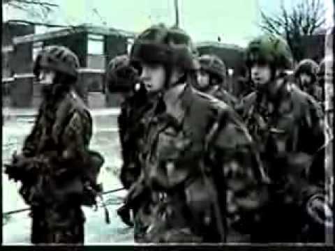 British Army Basic Training 1996 (REME)