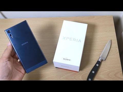 Sony Xperia XZ - Unboxing & First Look! (4K)