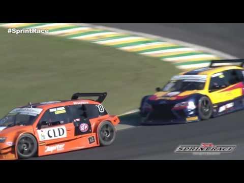 Sprint Race Brasil - 5ª Etapa - São Paulo - 14/08/2016