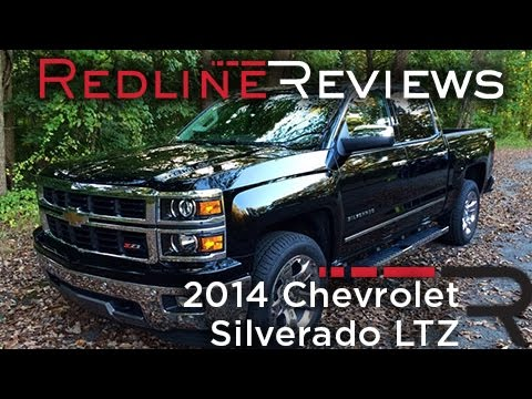 Redline Review: 2014 Chevrolet Silverado LTZ