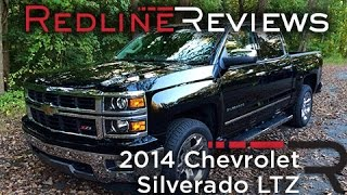 2014 chevrolet silverado ltz – redline: review