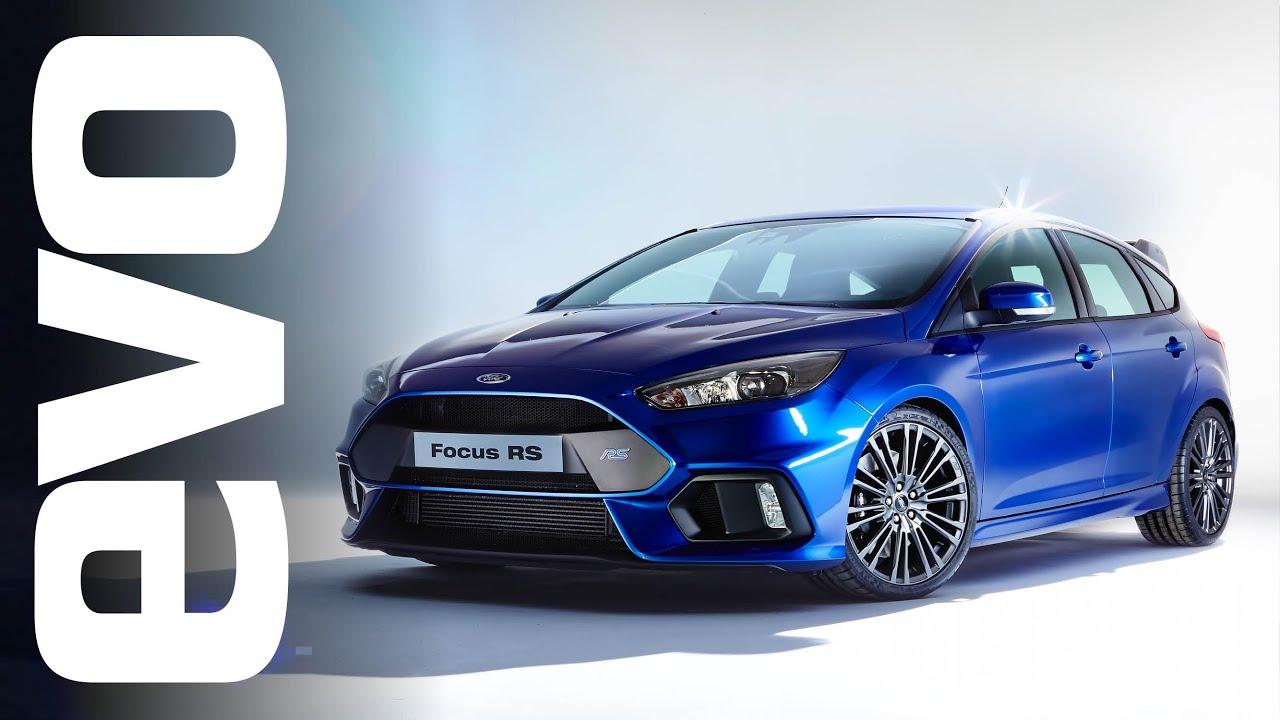 Ford Focus RS | DENTRO de evo