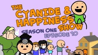Episode Schmepisode - S1E10 - Cyanide & Happiness Show - INTERNATIONAL RELEASE