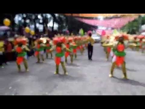 Danao City Karansa Festival 2014 (Cogon Cruz Integrated School - Street Dancing Competition)