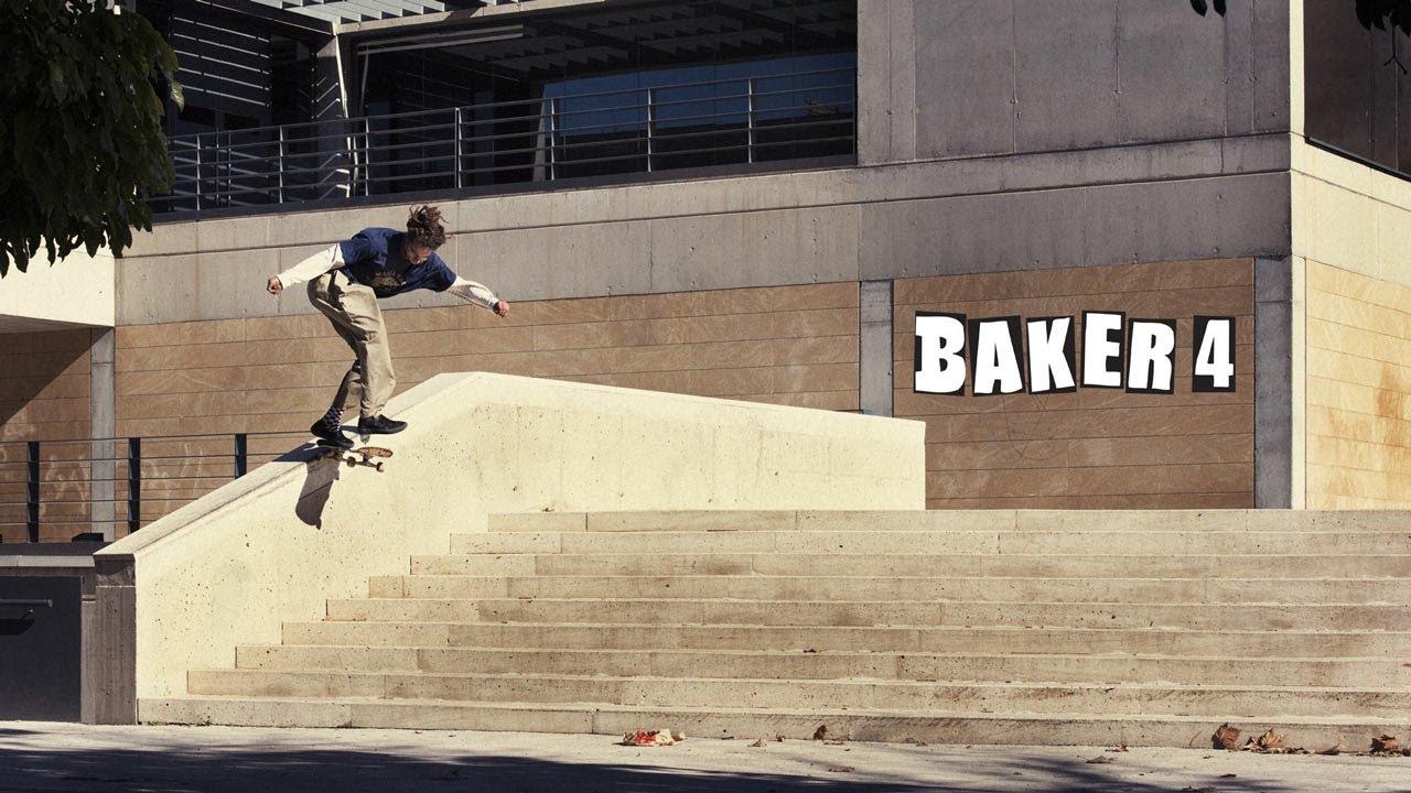 Tyson Peterson's Baker 4 Part
