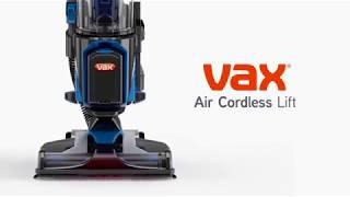 Вертикальный беспроводной пылесос Vax Air Cordless Lift