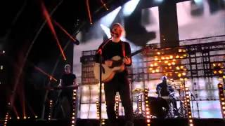 Ed Sheeran  Singer Songwriter Performs 'Don't'   America's Got Talent 2014 Finale